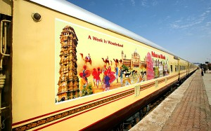Palaces on Wheels Train