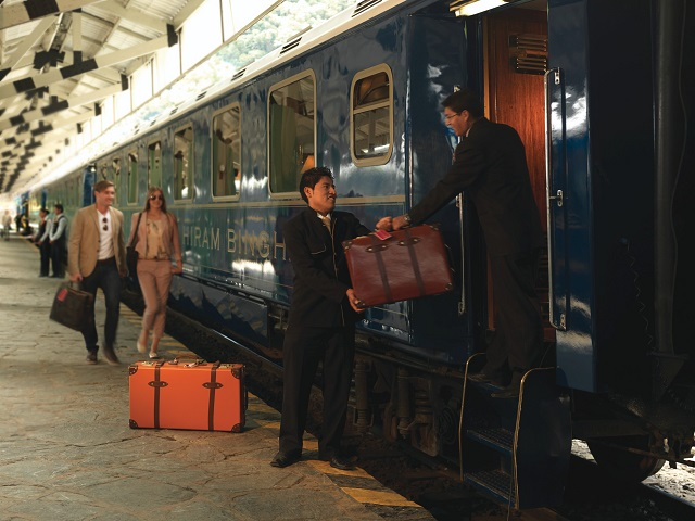 Belmond Hiram Bingham - Luxury Train