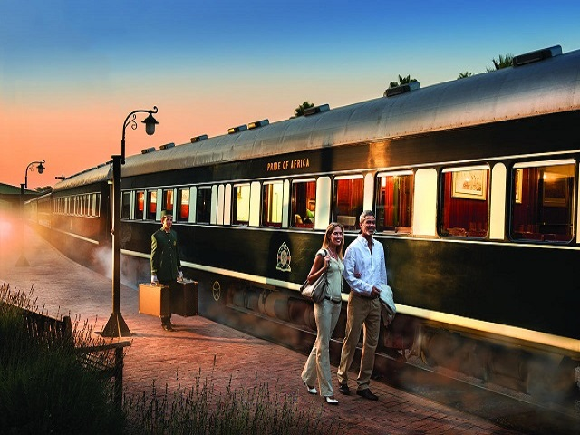 Pride of Africa, Rovos Rail, South Africa