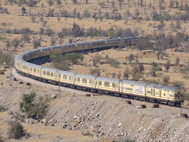 Palace on Wheels - Luxury Train in India