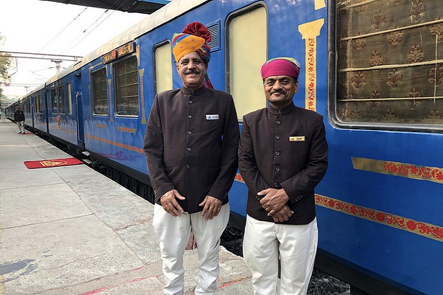 Palace of Wheels - Luxury Train in India