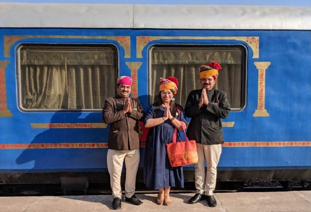 Palace on Wheels Departure Dates