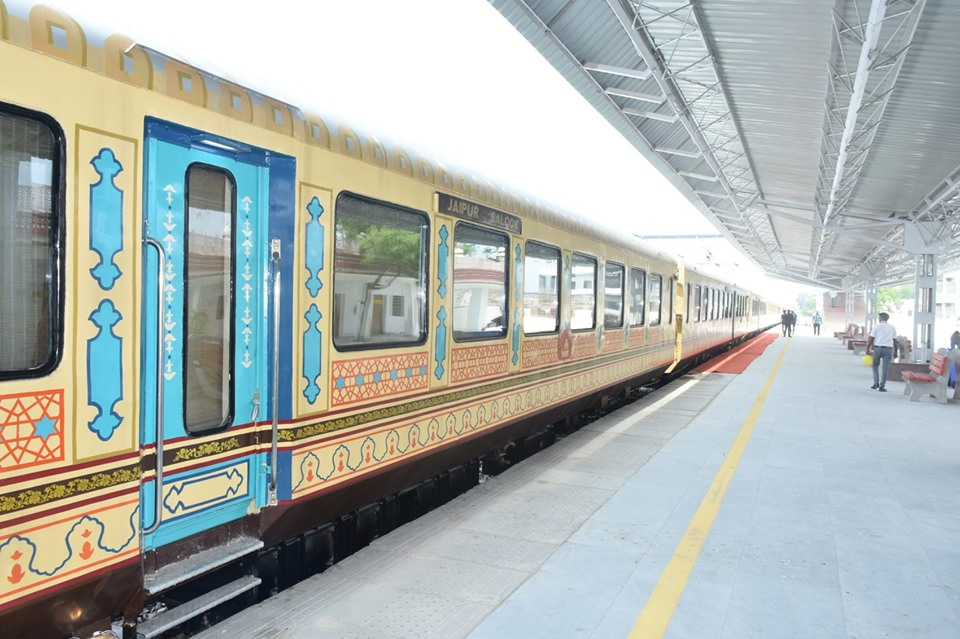 Palace On Wheels Train Offer