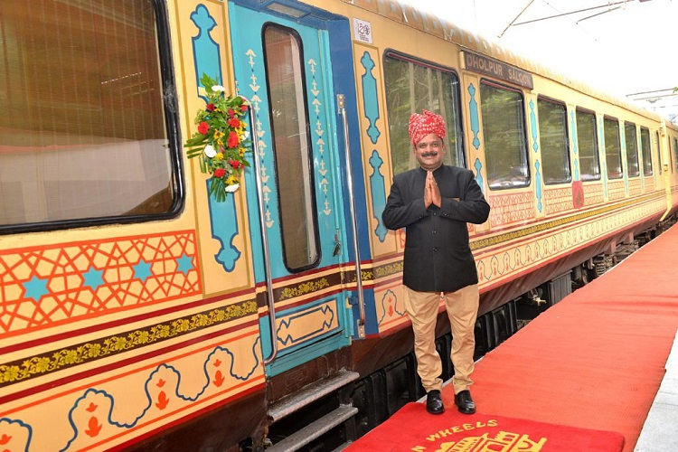 How to Book Palace on Wheels Train Ticket